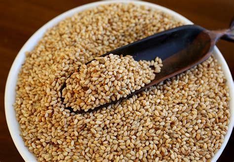 toasted sesame seeds recipe maangchi com