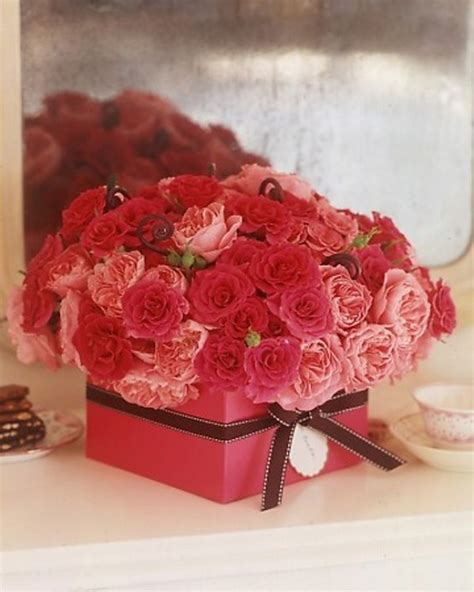 valentines day decoration 25 flower decoration ideas for valentine s day digsdigs