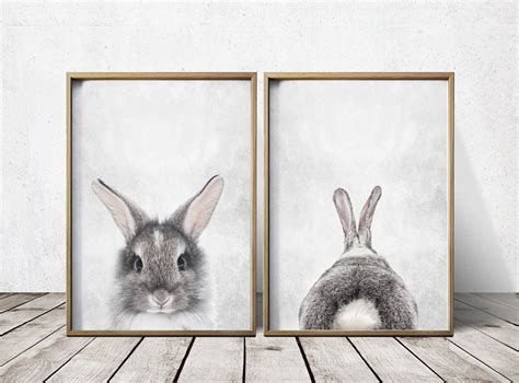 Bunny Rabbit Nursery Decor Palmyralibrary Org Rabbit Decorations Nursery
