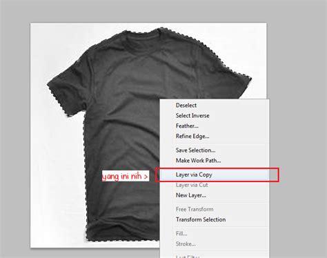 tutorial desain baju dengan photoshop life runs on code tutorial memasukkan desain baju