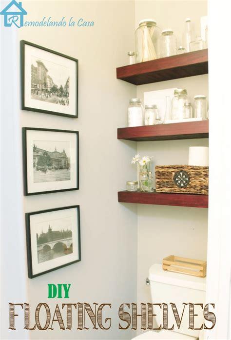 diy ideas the best diy shelves decor10 blog inspiring diy decor projects