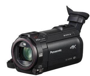 top 4k & hd camcorders with viewfinder electronic or