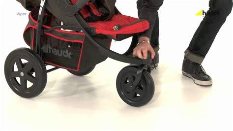 hauck viper 3 wheeler pushchair review online4baby