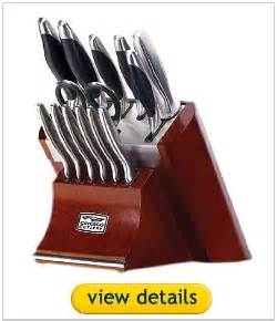 Best Rated Kitchen Knives Set Review Of World Class Knife Set Buying Guide Top Rated