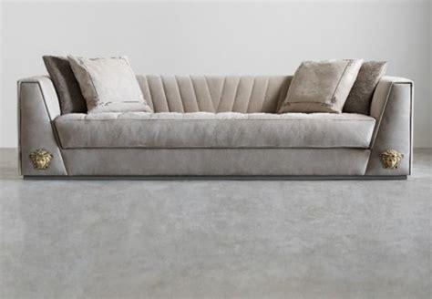 divano versace salone mobile palazzo sofa versace home polkadot