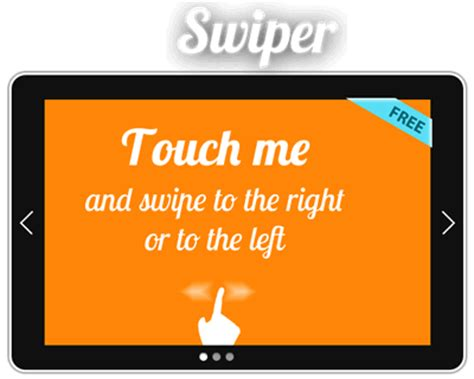 jquery mobile slider swiper mobile touch slider jquery plugins