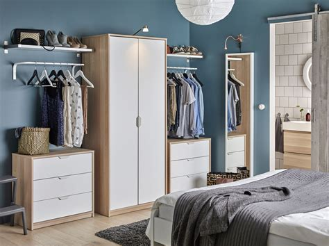 storage that fits neatly into your bedroom and your budget ikea