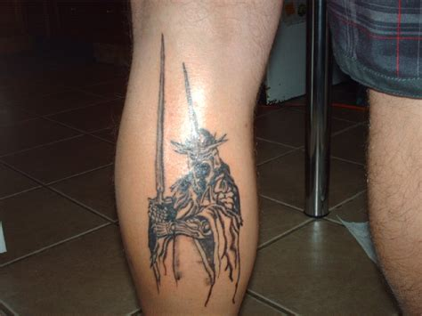 cross tattoo king of kings lord of lords witch king lord of the rings traditional worldwide