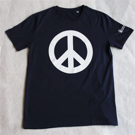 Kaos Big Size Green Peacetshirt Greenpeace Big Size Xxxl Xxxxl organic cnd logo t shirt caign for nuclear