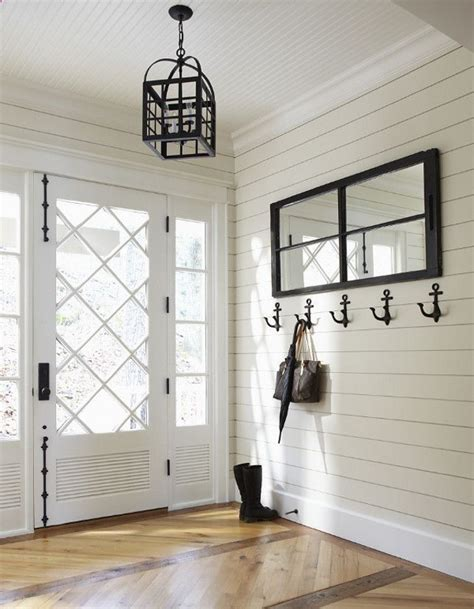 entryway hooks entryway with anchor wall hooks s t f door pinterest