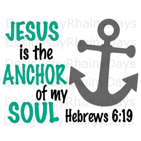anchor bible promotion shop for promotional anchor bible buy 3 get 1 free jesus is the anchor of my soul hebrews 6 19
