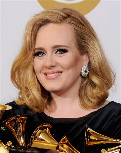 Adele Hairstyles by Adele Hairstyles Popular Haircuts