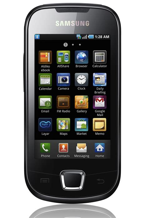 android galaxy samsung galaxy 3 i5800 and galaxy 5 i5500 android phones outed slashgear