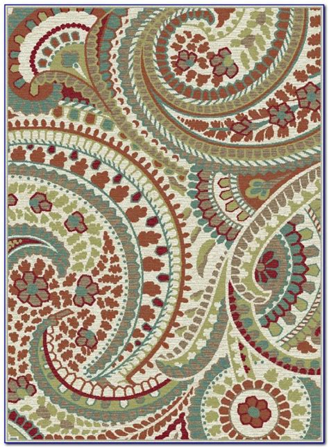 pink paisley rug brown paisley area rug rugs home design ideas llq04yrqkd61337