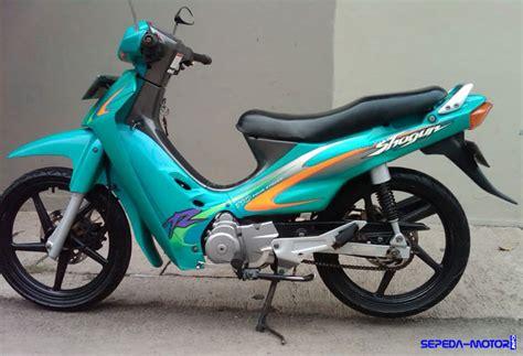 shogun 110 info sepeda motor