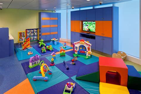 Toddler Playroom Ideas by Review Royal Babies Amp Tots Nursery On Freedom Of The Seas