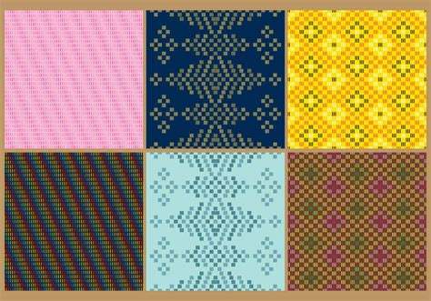 songket textures   vectors clipart graphics