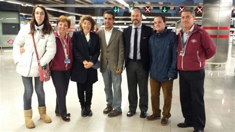 nuevo nomenclador discapacidad 2016 metro y comunidad de madrid facilitan acceso y movilidad a