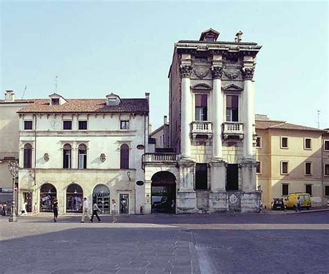 Vicenza Italy Design andrea palladio attributed palazzo porto breganze