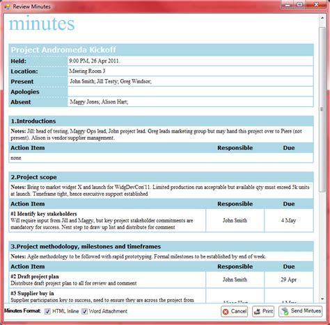 professional meeting minutes template best photos of meeting minutes exles meeting minutes
