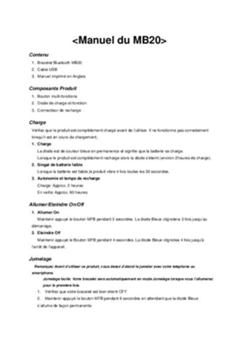 Fiche Technique Manitou Mb20.pdf notice & manuel d'utilisation