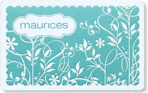 Maurices Gift Card - win 50 maurices gift card and 20 more prizes giftstowin mommyb knows best
