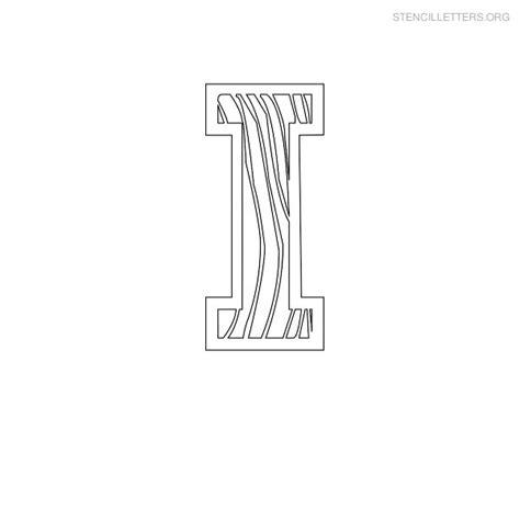 printable letter stencils for wood letter stencils for wood 22 original woodworking letter