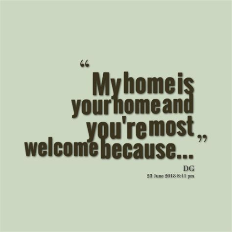 welcome home quotes image quotes at relatably