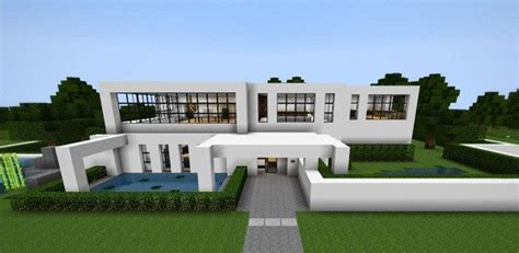 modern minecraft house plans minecraft modern house plan unique 20 modern minecraft houses nerd reactor new home