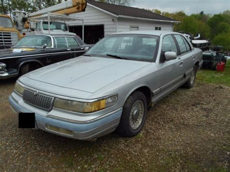 car owners manuals for sale 1993 mercury grand marquis user handbook 1993 mercury grand marquis ls classic mercury grand marquis 1993 for sale