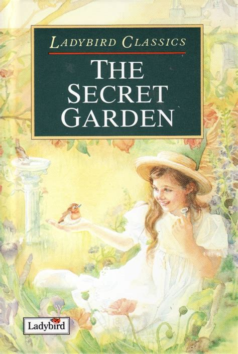 the ã s secret green series books the secret garden ladybird book classics series gloss