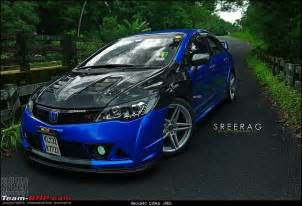 Civic Honda Modified Modified Honda Civic From Kerela Looks Really Stunning