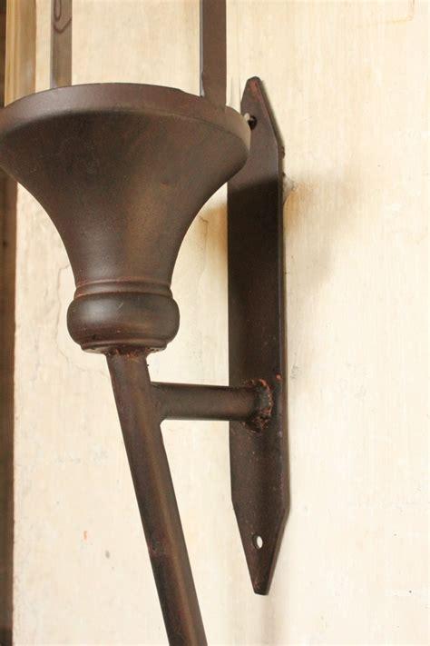 kerzenhalter wand antik kerzenleuchter wand wandkerzenhalter antik wandler