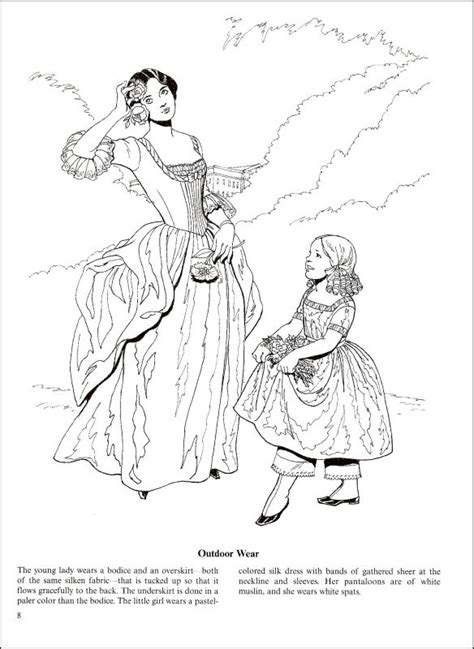 the history of coloring book books fashions of the south coloring book 030450 details