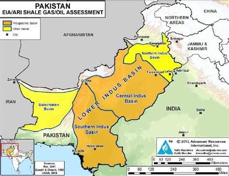 pakistans vast shale oil gas reserves updates