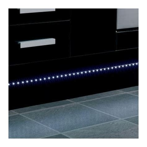self adhesive led under lighting endon el 10033 self adhesive strip light blue led endon