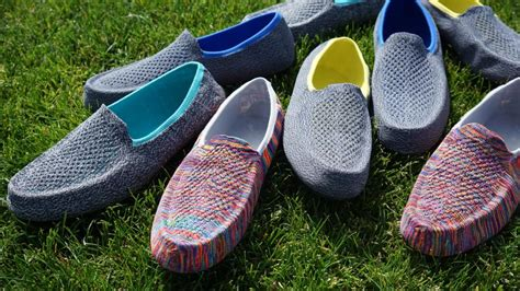 knitted shoes the world s mass market 3d knitted shoe heads to
