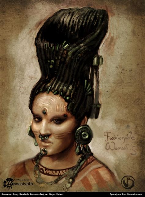 apocalypto tattoos designs 17 best images about mayan character concept on