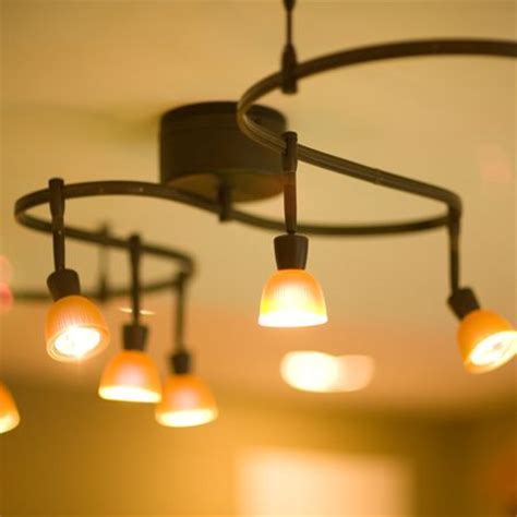 kitchen light fixtures ceiling track ceiling lights