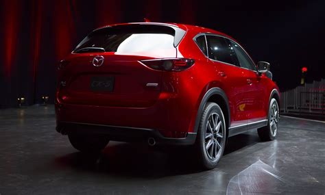 2017 mazda cx 5 unveiled in la photos 1 of 60