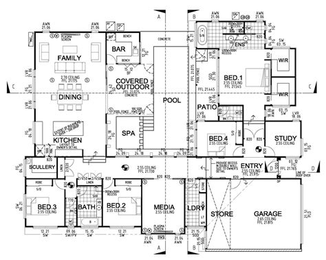 Home Building Plans Coast Building Design Drafting