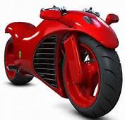 Ferrari V4 Super Bike  Modification