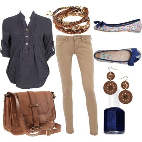 outift for summer fall winter quot navy quot by lgull on polyvore clothes casual outift for summer