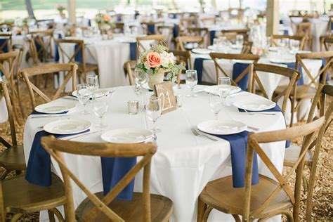 Wedding Chair Rental by Oconee Events Summer Wedding At Washington
