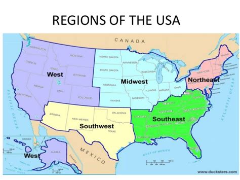 map of the united states midwest region west and midwest geography