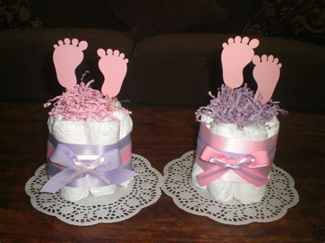 Baby Centerpiece For Baby Shower Baby Feet Diaper Cake Baby Shower Centerpieces Other Sizes And