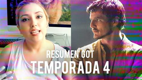 Resumen 4 Temporada Of Thrones by Of Thrones Resumen Temporada 4