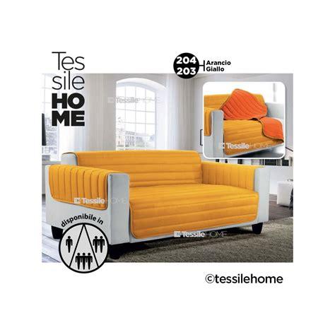 salva divano copridivano salva divano bicolore trapuntato
