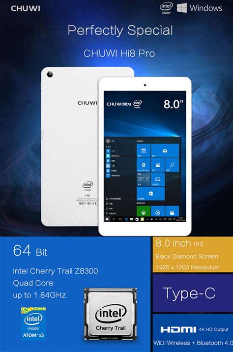 Tablet Windows 10 Terbaru tablet pc dual os windows 10 android chuwi hi8 pro