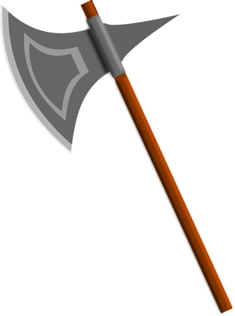 battel axe battle axe weapon www pixshark images galleries